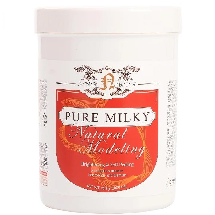 Anskin Pure Milky Modeling Mask